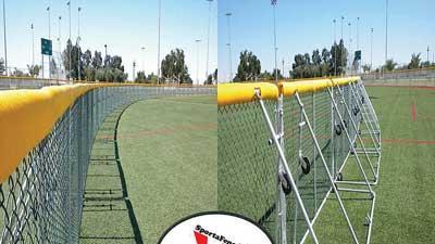 Sport fence system