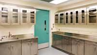 Modular metal cabinets