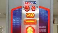 LED lighting for trucks, tractors and trailers