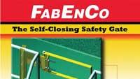 Safety gates for fall protection