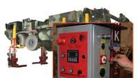 Safety key switch for column lifts