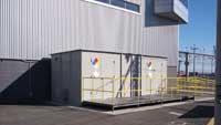 Prefabricated storage buildings