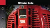 Dependable outdoor power equipment