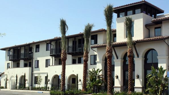 Los Angeles builds green, affordable homes for seniors