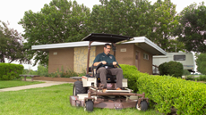Grounds maintenance: Preparing mowers for cold weather