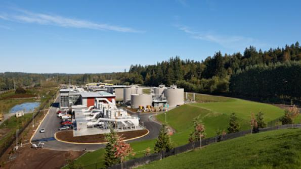 King County, Wash., wastewater plant meets regional needs