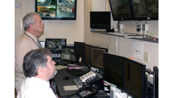 Columbus, Ohio, centralizes building security