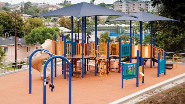 Parks funding not child's play