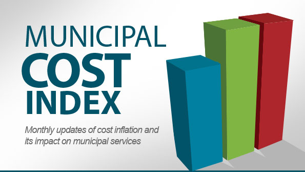 July 2012 Municipal Cost Index dips slightly