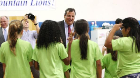 New Jersey changes teacher tenure rules