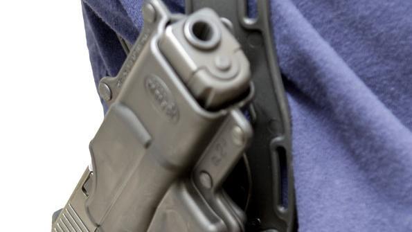 Oklahoma prepares for open-carry gun law