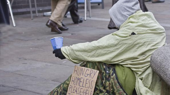 New rules restrict the homeless