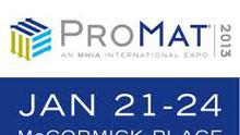 ProMat 2013: Something for everyone