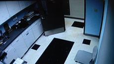 Cameras offer constant surveillance around police headquarters