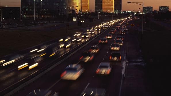 Report: Cities with the worst traffic