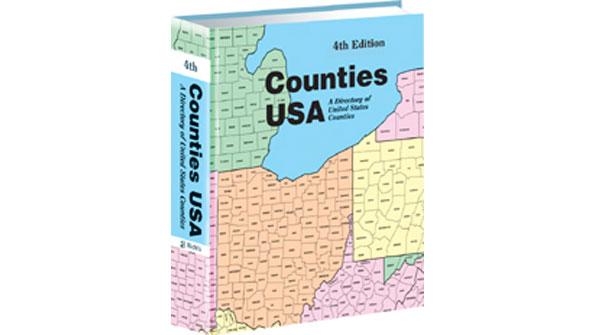 Resource: Directory of U.S. counties
