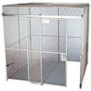 Diamond Mesh Partitions