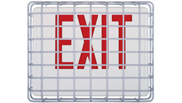 Exit Sign Damage Stopper®