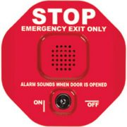 Exit Stopper? Multifunction Door Alarm