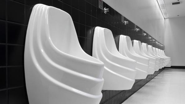 Non-water washroom urinals earn WaterSense designation