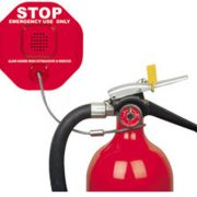 Fire Extinguisher Theft Stopper?