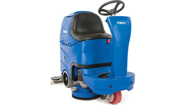 Focus® II MicroRider Autoscrubber®