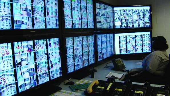 Surveillance: hard look at hard time