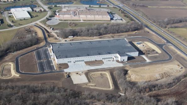 Public private partnership lifts Kansas City suburb