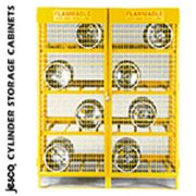 LP Cylinder Cabinets