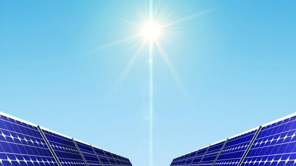 Las Vegas turns to solar power to run wastewater plant