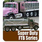 Super Duty FTB Series - Dump Trucks