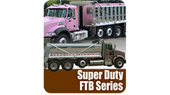 Super Duty FTB Series – Dump Trucks