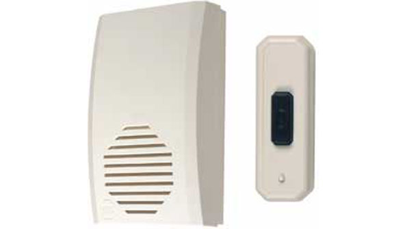 Wireless Chime — Doorbell Button