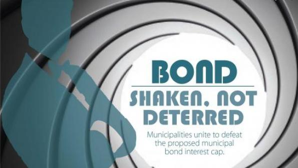Bond: Shaken, Not Deterred