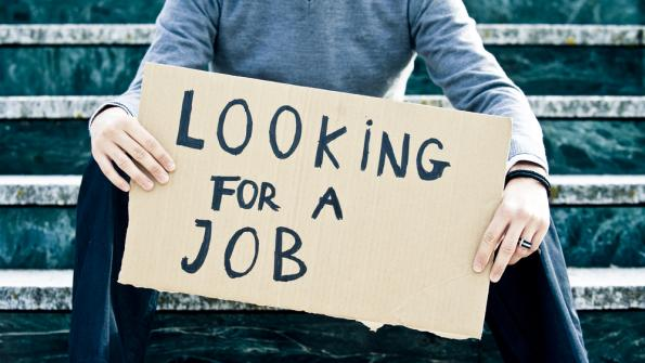 Unemployment numbers point to economic recovery