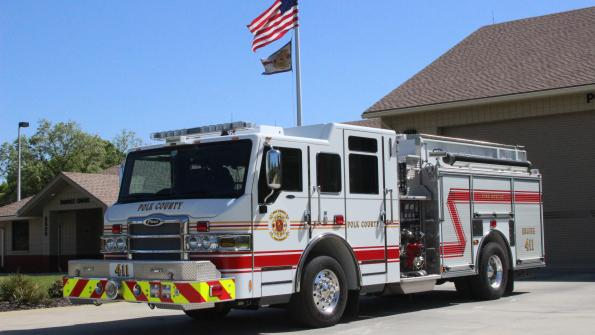 Sunshine State fire department places big order for equipment