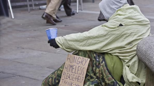 Washington, D.C., and Iowa battle veteran homelessness