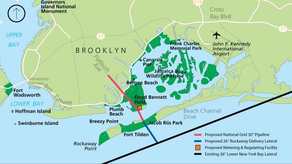 New York's new pipelines raise safety concerns