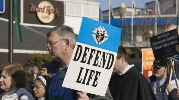 Small Texas city votes to prohibit abortion