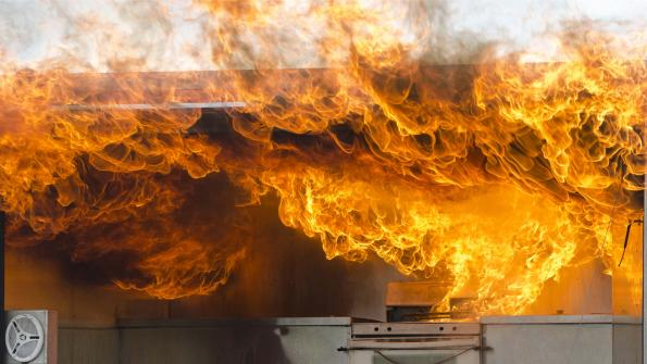 Tech-driven fire management