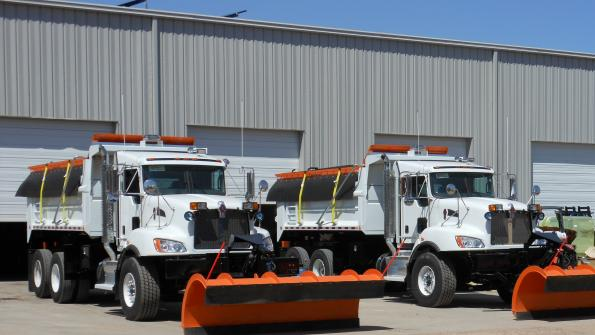 Albuquerque buys multi-function trucks (with related video)