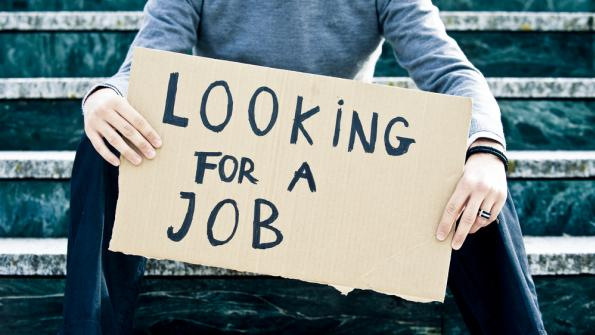 Unemployment rate hits a 5-year low