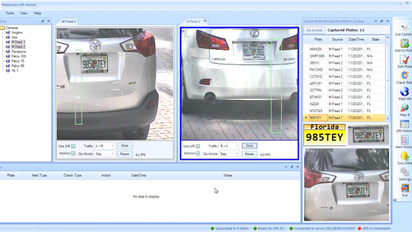 Getting up to speed on license plate recognition systems (with related video)