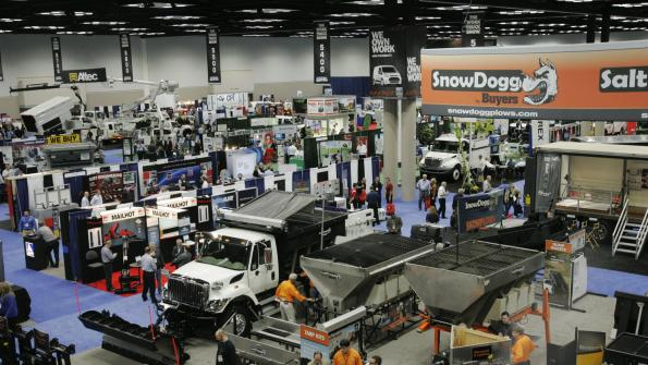 New technology is the focus of Work Truck Show (with related video)