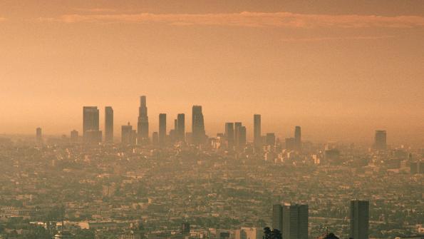 Salt Lake City smog