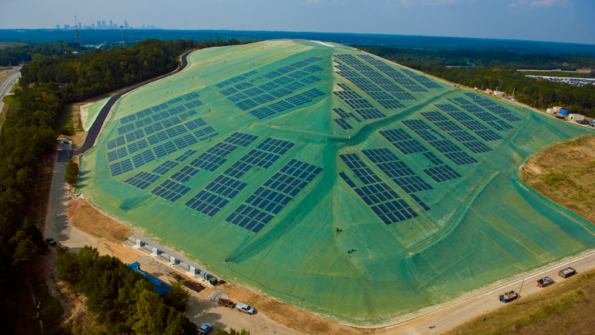 Atlanta looks to utilize at-capacity landfills, other public land for solar energy project