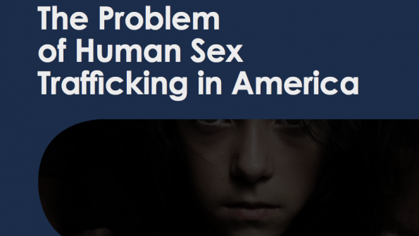 Sex trafficking a major problem in America