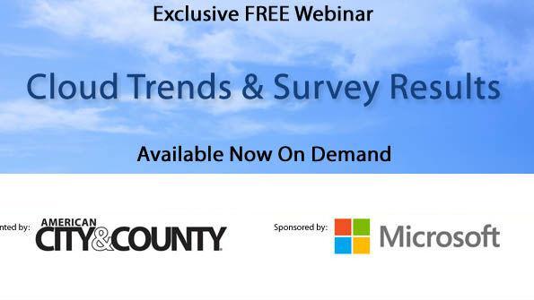 Cloud trends & survey results