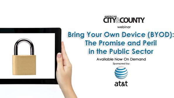 Bring Your Own Device (BYOD): The promise and peril in the public sector