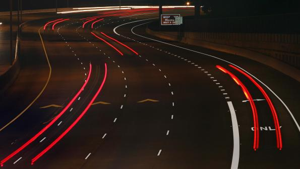 Mileage-based fees to solve road funding woes?